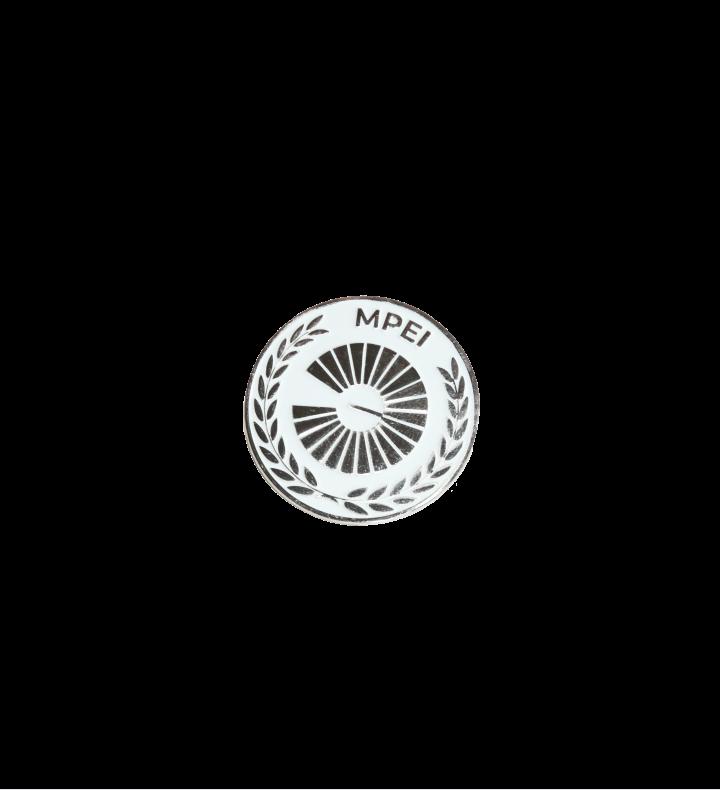 Значок литой МЭИ